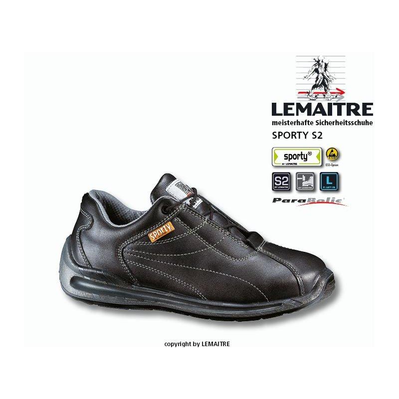 LeMaitre Le Maitre Sporty S2 Sicherheitsschuh Gr. 44