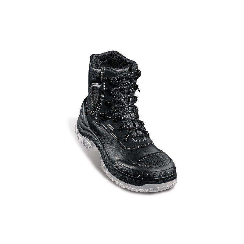 Sicherheitsschuh S3 quatro Stiefel schwarz 84152