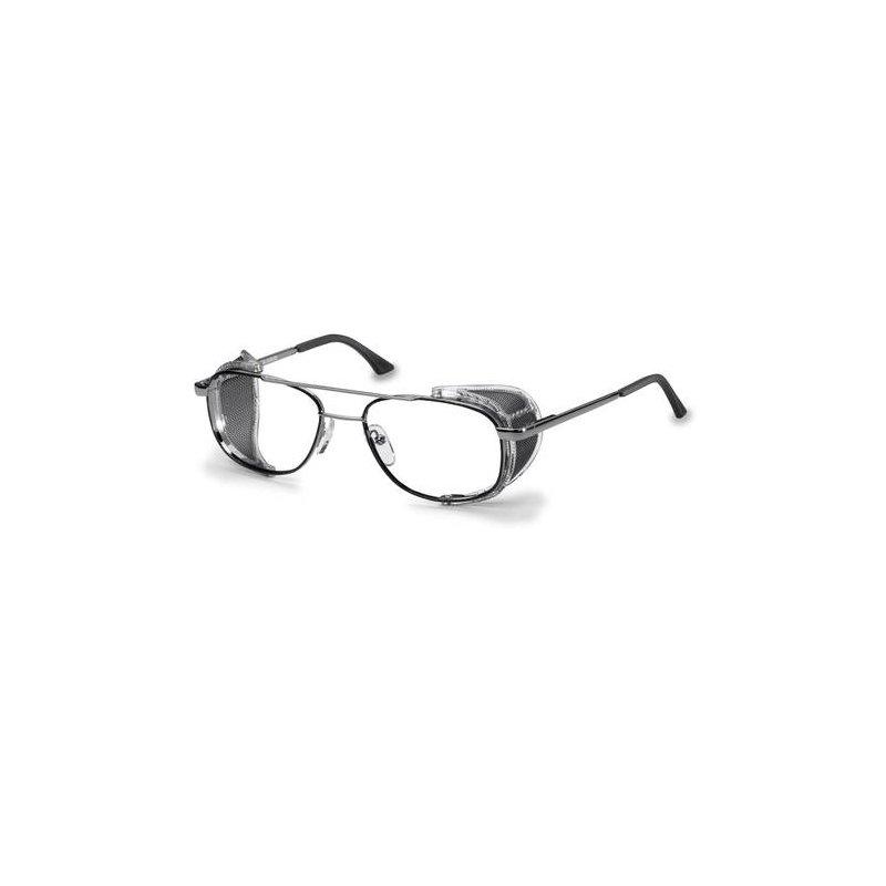 uvex schwarz silber scheibe 56mm stegweite 17mm 5101 schutzbrille mi. Black Bedroom Furniture Sets. Home Design Ideas