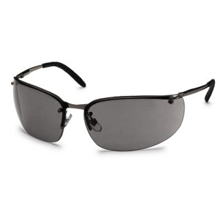 uvex Schutzbrille winner MT 9159118 Metallbrille in gun metallic