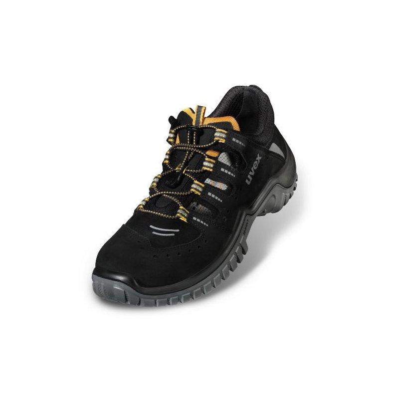 newest 25723 4b763 uvex motion sport Sicherheitsschuhe S1 Sandale 6954 in versch. Größen und  Weiten