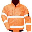 Safestyle Tom Warnschutzpilotenjacke Orange