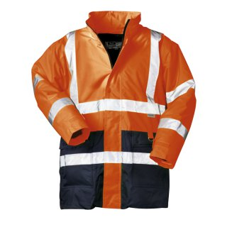 Safestyle Alexander 2In1 Warn-Parka Orange