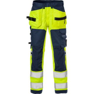 Fristads High Vis Handwerker Stretch-Hose Kl.2 2612 PLUS in versch. Größen