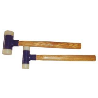 Schonhammer-Set mit Hickory Stiel 2-tlg BGS