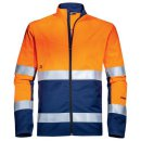 Uvex suXXeed construction Bundjacke warnorange