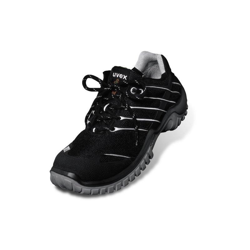 Uvex Sicherheitschuh 6989 Halbschuh Arbeitsschuh sportlich motion style S1 ESD
