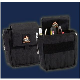 SetWear, Small AC Pouch Black